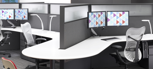 Office Furniture Installation Projects