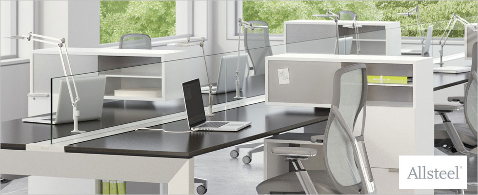 Allsteel Office Furniture Installation