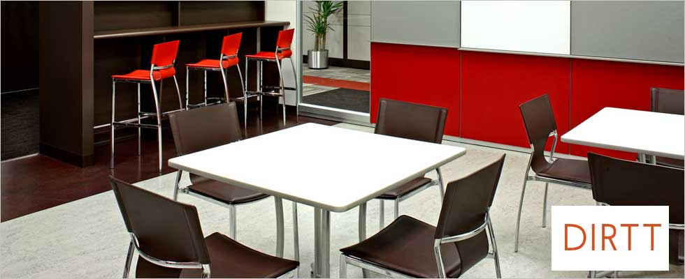 DIRTT office furniture