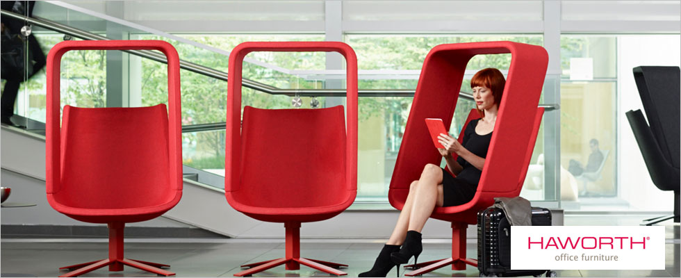 Haworth Office Chair Installation
