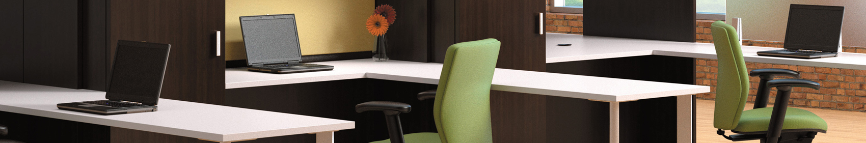 Brownsworth Office Design and Installation Service Markets