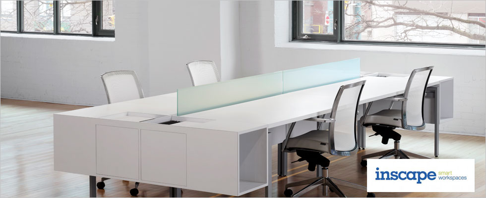 inscape office furniture installation