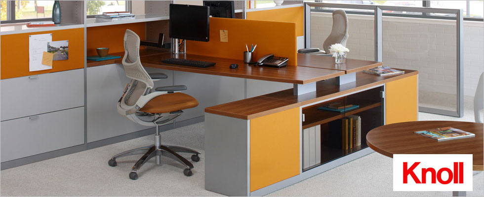 knoll office furniture installation