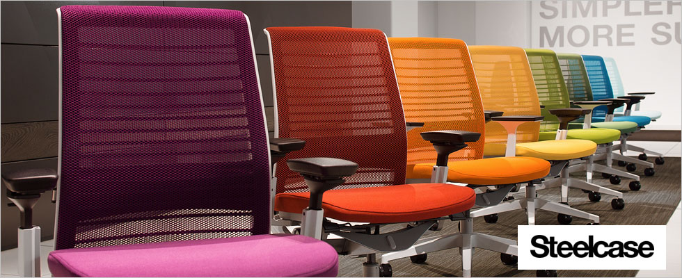 steelcase | office furniture installation projects | brownsworth inc.