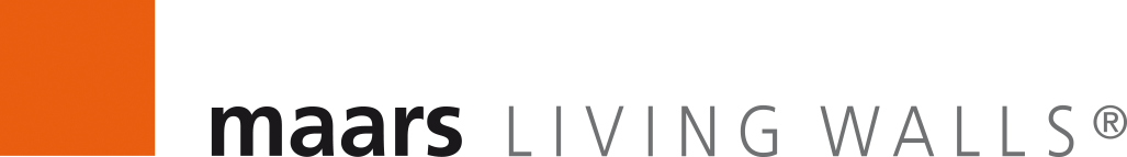 Maars Living Walls logo